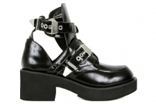 JEFFREY CAMPBELL Coltrane Box Calf