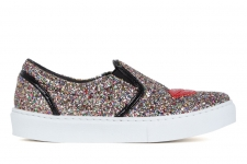CHIARA FERRAGNI SLIP ON MAKE UP GLITTER MULTI